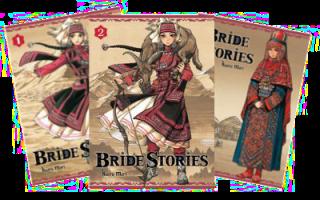 Bride-Stories-Kaoru-Mori